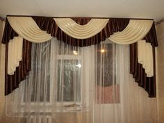 Картинка Swag Curtains, Curtains And Draperies, Luxury Curtains, Elegant Curtains, Home Curtains, Beautiful Curtains, Modern Curtains, Hanging Curtains, Window Curtains