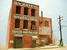 Syzdek Manufacturing, kit by Downtown Deco