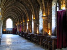 liratouva2  Mango: Une journée à l'Abbaye des Vaux-de-Cernay, en vall...