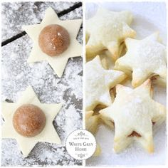 If you do not bake this year, I have this great recipe for you. Ingredients: 1 roll of puff pastry 1 Pkg. Toffifee D … - All For Garden Hobbies To Take Up, Cake Cookies, Great Recipes, Bakery, Food Porn, Rolls, Food And Drink, Christmas Time, Christmas Candy