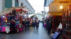 San Lorenzo Leather Market Florence Italy | FlorenceForFun
