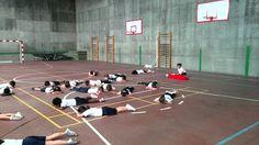 dinámica de Grupo: ¿Quien es el fantasma? #ejerciciosgrupales #engrupo #educacionfisica #deporte