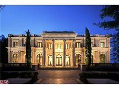 Palais des Anges in Beverly Hills-- for rent for 220,000 a month!