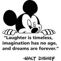 Cute Disney Quotes, Walt Disney Quotes, Cute Quotes, Disney Birthday Quotes, Beautiful Disney Quotes, Disney Quotes To Live By, Disney Sayings, Mickey Birthday, Positive Quotes
