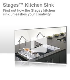 Stages Kitchen Sink | Kohler