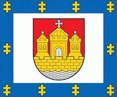 Klaipeda County flag