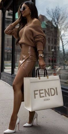 Sexy Outfits, Casual Outfits, Cute Outfits, Fashion Outfits, Girl Fashion, Fashion Looks, Womens Fashion, Fall Winter Outfits, Winter Fashion