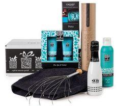 Kerstpakketten His Treets 2013
