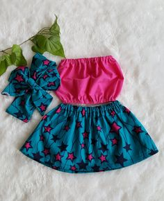 African skirt/African babygirl clothes/baby set/ by Ethnicbabies African Dresses For Kids, Dresses Kids Girl, Kids Outfits Girls, Baby Outfits, Little Girl Outfits, Kids Frocks, Frocks For Girls, Baby Set, Baby Girl Fashion