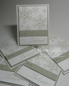 Stampers Club Hostess Cards for Oct 2012