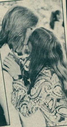 Smoochin Linda Blair- She recently said that Shaun was one of the most passionate and gentle lovers that she's ever had.