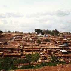 Kibera Slum, Nairobi, Kenya, November 2012