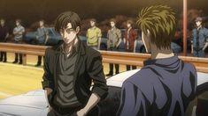 Ryosuke and Keisuke Takahashi in Initial D - Legend 3 Old Anime, Manga Anime, Initial D, Noragami, Sword Art Online, Akatsuki, Custom Laptop, Chainsaw, Fictional Characters