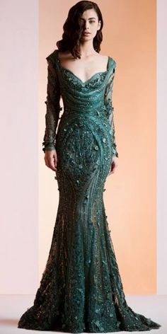 Ziad Nakad Haute Couture Spring Summer 2014 Collection 2/2 (x)