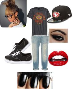"""""""Super Bowl."""" by abigail-blaire-hogue ❤ liked on Polyvore"""