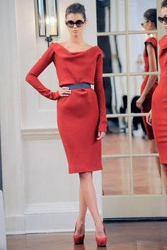Fall 2010 Ready-to-Wear - Victoria Beckham