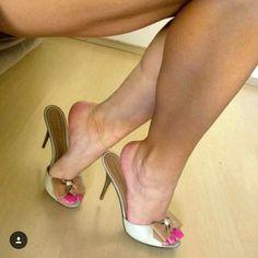 High Heels Summer Women Sheos flat heel red tie up heels Hot Heels, Tie Up Heels, Sexy Sandals, Sexy Legs And Heels, Bare Foot Sandals, Beautiful High Heels, Gorgeous Feet, Beautiful Legs, Rainbow Heels