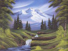 bob ross paintings for sale | Bob Ross Paintings, Bob Ross Art Gallery, Bob Ross Artwork, Pictures