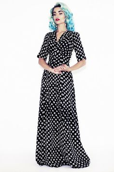 Coco Fennell- Grand Dame dress! Hot, hot, HOT!