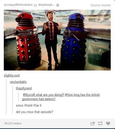 Where have you been? - Sherlock/Doctor Who crossover
