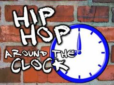 Hip Hop Around the Clock telling time to the hour w Jack Hartmann)