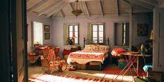 Bedroom from Mamma mia <3
