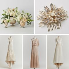 Good morning! If you follow Chic Vintage Brides you will know BHLDN (the bridal sister to the fabulous Anthropologie) is something of a fave of mine! Their carefully curated collections, always brimming with uniquely vintage-inspired style and overflowing with romance, are never less than enchanting. I love how they pull together entire ensembles, for brides and bridesmaids, of beautifully... READ THE REST