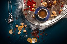 The Messy Food Project (take 1) on Behance