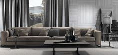 """""""Davis Twin"""" Sofa by Frigerio"""