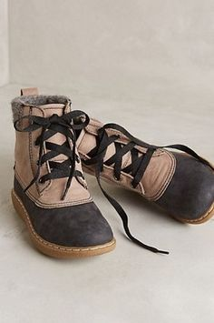 All Black Weather Booties From Anthropologie #Fashion #Trusper #Tip
