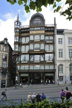 The Most Beautiful Art Nouveau Buildings Around the World Photos | Architectural…