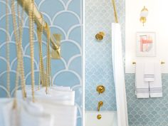 Welcome to my new master bathroom – it's modern with a (strangely) heavy dose of traditional, and a lot of fresh happiness. It took about 6 weeks from start to finish, with an original estimated time of 2 weeks (a few pieces dragged which put everything else behind) and cost way more than I'd like... Read More …
