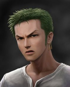 Woooooh realistic Zoro So fangirling right now!!!!!