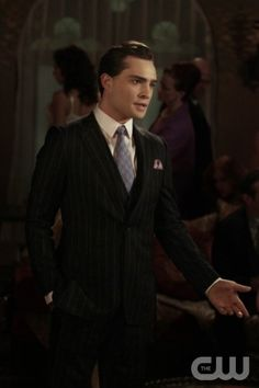 "Gossip Girl ""Raiders Of The Lost Art"" Pictured: Ed Westwick as Chuck PHOTO CREDIT: GIOVANNI RUFINO / THE CW © 2011 THE CW NETWORK. ALL RIGHTS RESERVED"