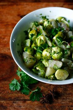 Rosenkohl-Pomelo-Salat © Transglobal Pan Party