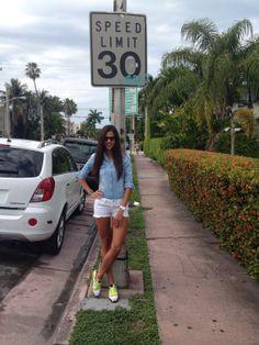 Miami, zara, VS
