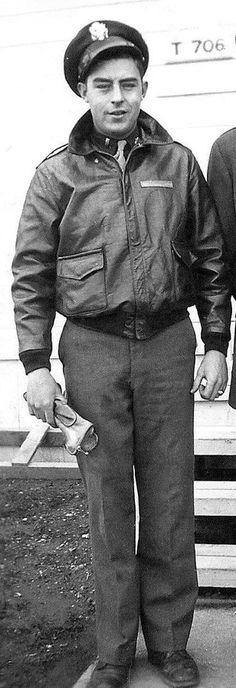 B-17 Pilot, England 1944