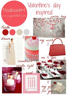 My moodboard on wednesday linky party