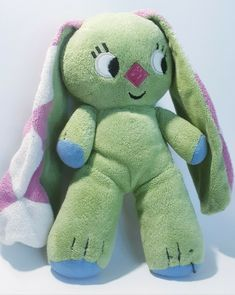 rabbit bunny from Hungarian tale plushy stuffed animal, used in VGC #Unbranded Plushies, Dinosaur Stuffed Animal, Rabbit, Bunny, Toys, Animals, Activity Toys, Rabbits, Cute Bunny