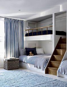 Cool Kids Bedroom Trends 2017 – Home Decor Dream Rooms, Dream Bedroom, Home Bedroom, Bedroom Decor Kids, Bedroom Colors, Cool Kids Bedrooms, Awesome Bedrooms, Trendy Bedroom, Shared Bedrooms