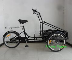 "Ciclo / bicicleta / bicicleta / Trike / triciclo / Carga Tricycle/24 ""Tricycle (TRI-017) –Ciclo / bicicleta / bicicleta / Trike / triciclo / Carga Tricycle/24 ""Tricycle (TRI-017) fornecido por Tianjin Flying Pigeon Cycle Manufacture Co., Ltd. para Lusofonia"
