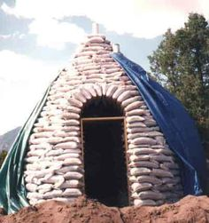 What are Earthbag Homes and How they Work