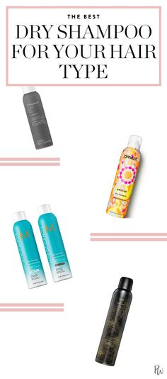 The Best Dry Shampoo for Every Type of Hair #purewow #trick #hair #tip #beauty #haircare