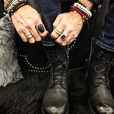 After the bracelets and rings are selected finish off with incredible boots from Last Conspiracy!! Boot Collection available now in-store and online. Shop @lazarosoho  Visit us in SoHo NYC Online: www.lazarosoho.com #lazarosoho #sohonyc #jewelry #bracelets #rings #mensboots #boots #streetstyle #mensstyle #mensfashion #mensjewelry #mensclothing #mensaccessories #shopsoho #sterlingsilver #gold #diamonds #beads #leather #spring #summer #springfashion #summerfashion