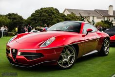 Alfa Romeo Disco Volante | Flickr - Photo Sharing!