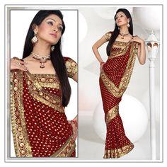 modern saree draping - Yahoo Image Search Results