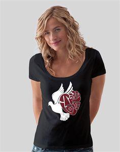 True Love Scoop - Christian Womens Shirts for $24.99 | C28.com