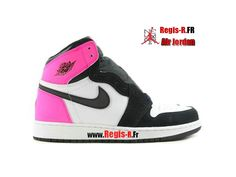sports shoes cf9c9 1bb14 Air Jordan 1 PS Valentine´s Day - Chaussures Basket Jordan Pas Cher Pour  Fille