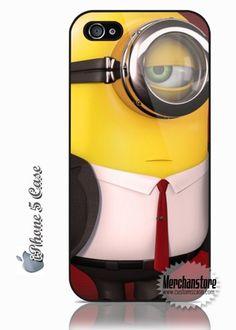 Fantastic iPhone 5 Case Cool Mafia Minion #iphonecase #iphone5 #case Mafia, Minions, Iphone Cases, Accessories, The Minions, Iphone Case, Minions Love, Minion Stuff, I Phone Cases