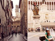 Florence | Rome